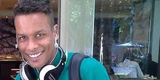 اللاعب الدولي الموريتاني بسام