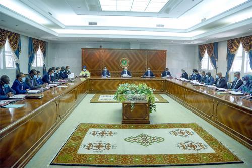 اجتماع مجلس الوزراء اليوم الاربعاء