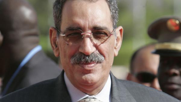 العقيد أعل ولد محمد فال