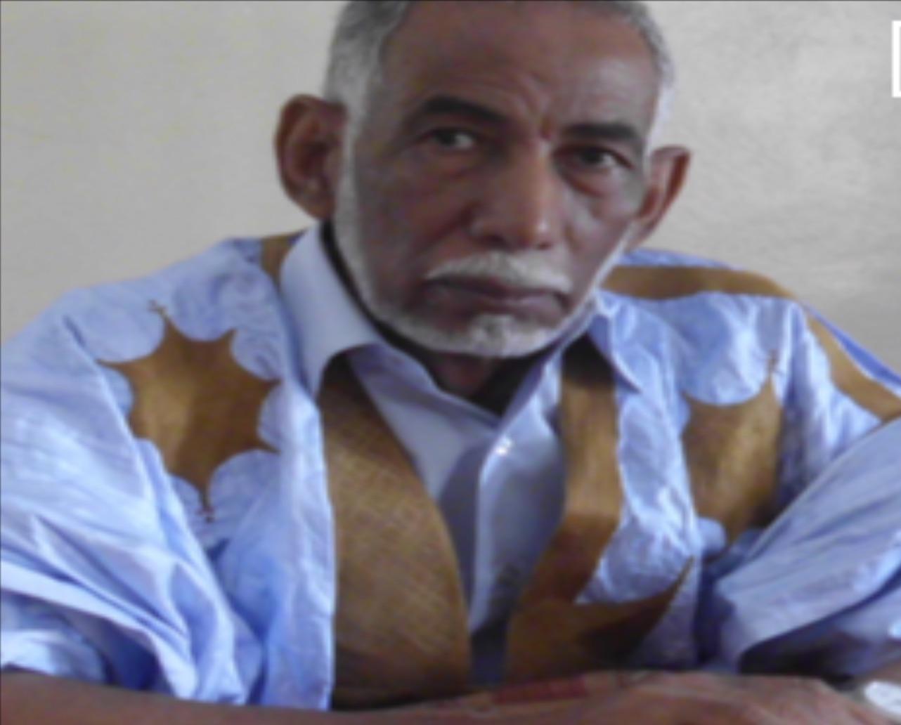 محمدّو الناجي ولد محمد احمد