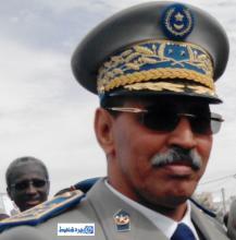 قائد أركان الحرس الوطني الجنرال مسقارو ولد لقويزي